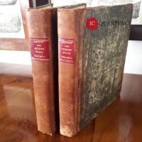 rare antique malta books for sale