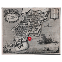 maps of valetta